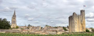Hôtels à Libourne
