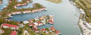 Отели в городе Jolly Harbour