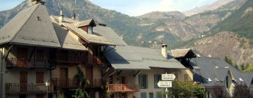Hôtels au Bourg-d'Oisans