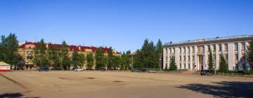 Hotels in Ukhta