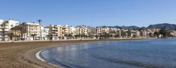 Hoteles en Puerto de Mazarrón