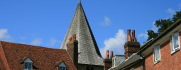 Hotels in Westerham