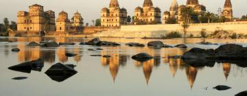 Hotels in Orchha