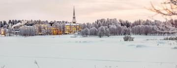 Hotels in Kuusamo