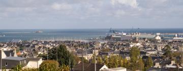 Hôtels à Cherbourg en Cotentin