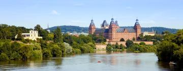 Mga hotel sa Aschaffenburg