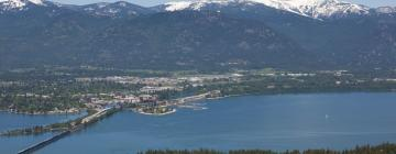 Hotels in Sandpoint