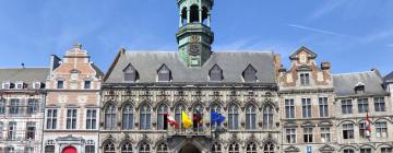 Hotels in Mons