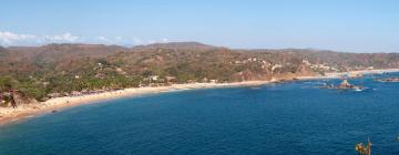 Hotels in Mazunte