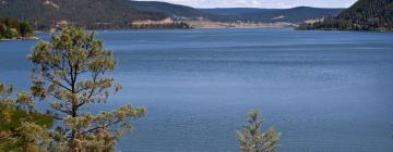 Hotéis em Williams Lake