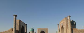 Hoteles en Samarkand