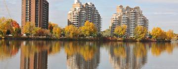 Hotéis em Laval