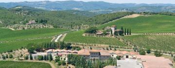 Hotell i Gaiole in Chianti