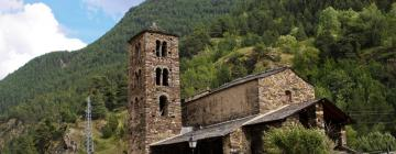 Hotels in Canillo
