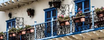 Отели в городе Сан-Педро-Сула