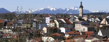 Hotels in Traunstein