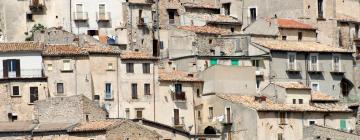 Hotels in Santo Stefano di Sessanio