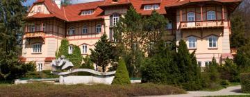 Отели в Лугачовице
