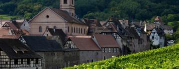 Hotels in Riquewihr