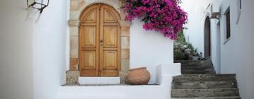 Hotels in Archangelos