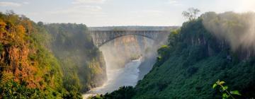 Hoteles en Victoria Falls