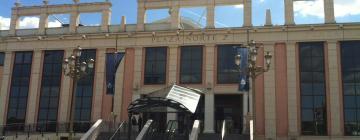 Hotels a San Sebastián de los Reyes