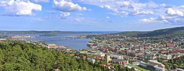 Hótel í Sundsvall