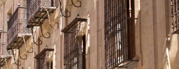 Hoteles en Béjar