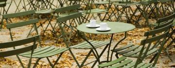 Hôtels à Saint-Germain-en-Laye