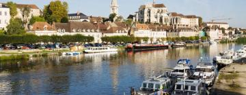 Hotels in Auxerre