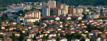 Hotéis em Nova Gorica