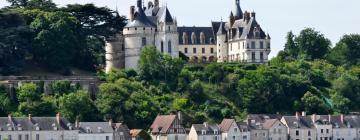 Hôtels à Chaumont-sur-Loire