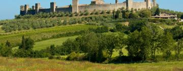 Hotell i Monteriggioni