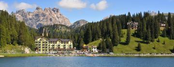 Hoteles en Auronzo di Cadore