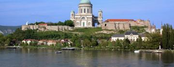 Hoteles en Esztergom
