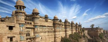 Hotels in Gwalior