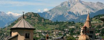 Hotels in Sion