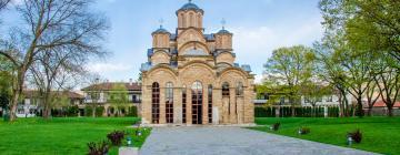 Hotels in Gracanica