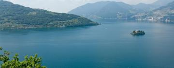 Hotels in Iseo