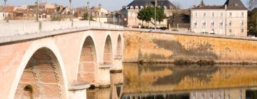 Hoteles en Bergerac