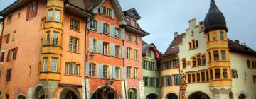 Hotels in Biel