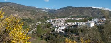 Hoteles en Lanjarón