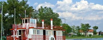 Hotels in Palić