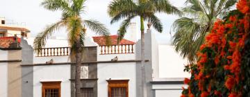 Hotel a Santa Cruz de la Palma