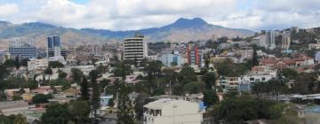 Отели в городе Тегусигальпа