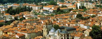 Hoteles en Cahors