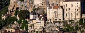 Hotels in Rocamadour