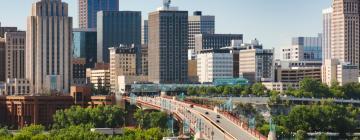 Hotels in Saint Paul