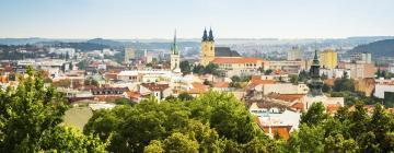 Hoteles en Nitra