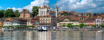 Hotels in Nyon